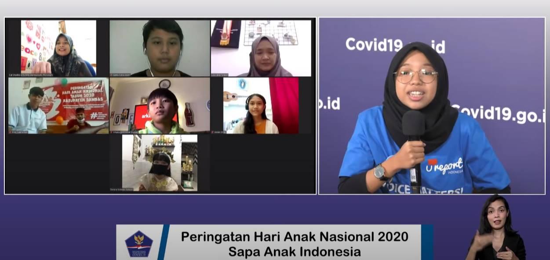 Hari Anak Nasional 2020: Yuk, anak Indonesia tetap sehat!