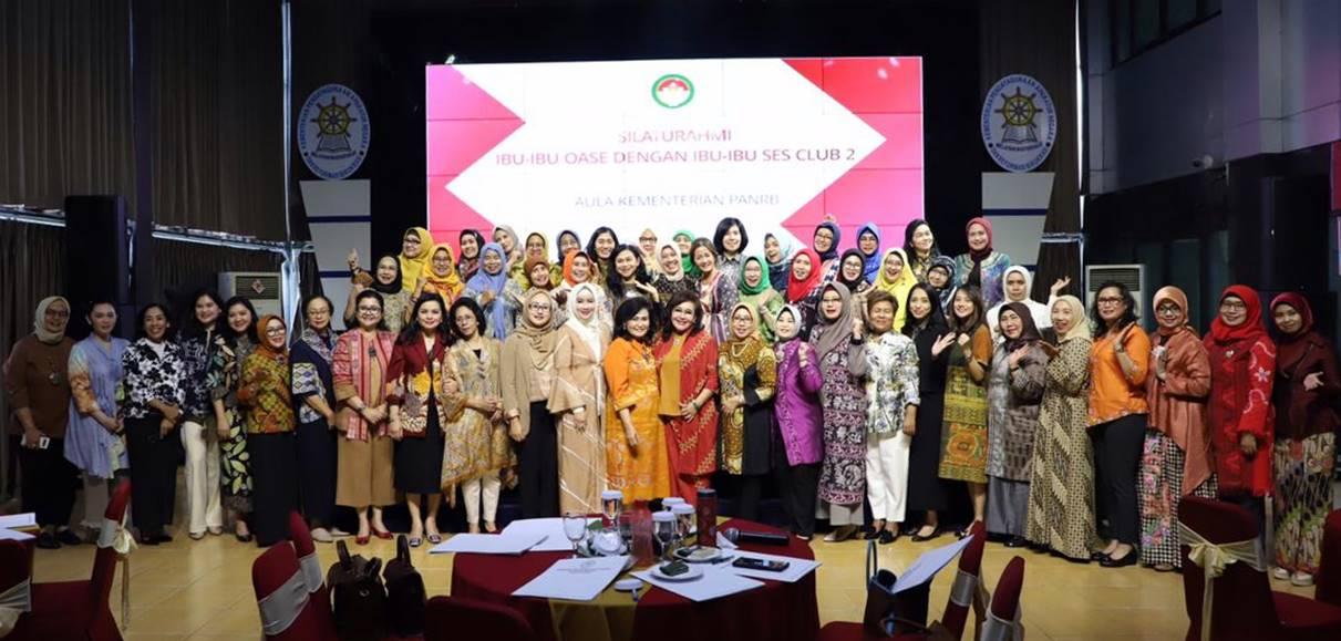 Silaturahmi OASE-KIM bersama Kementerian PAN-RB