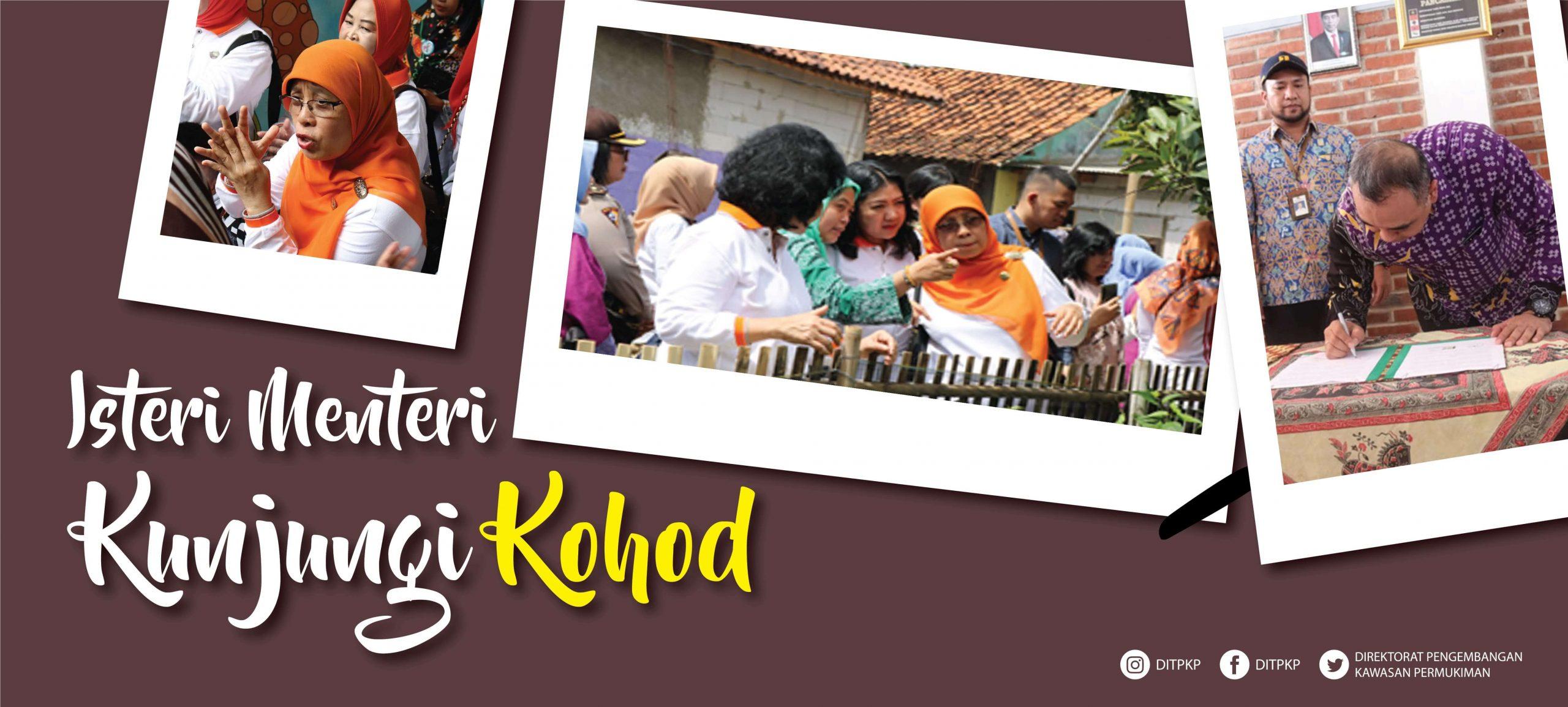 OASE-KIM Kembangkan Kampung Sejahtera di Desa Kohod, Tangerang, Banten