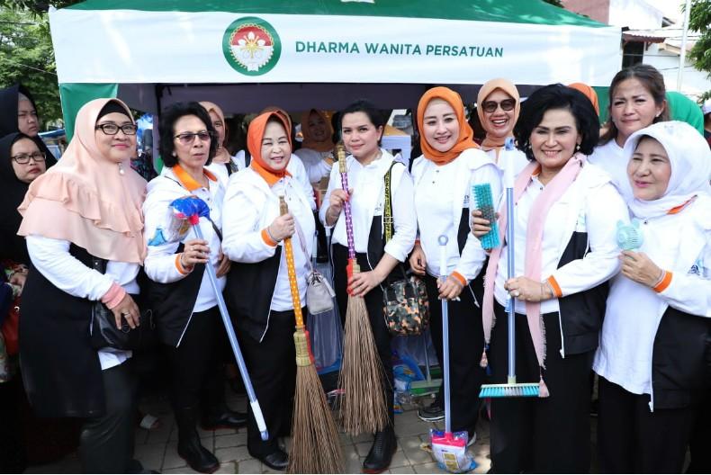 OASE-KIM bantu korban banjir di Bogor, Jawa Barat