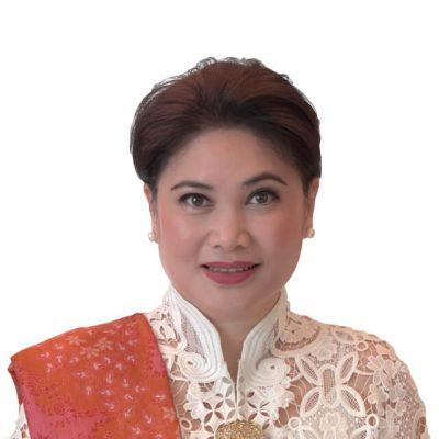 Elizabeth Tjandra Erick Thohir